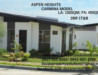 Aspen Heights Davao - Carmina Model
