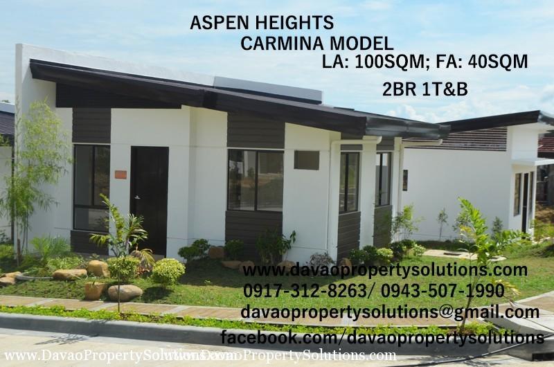 Aspen Heights Davao - Carmina Model
