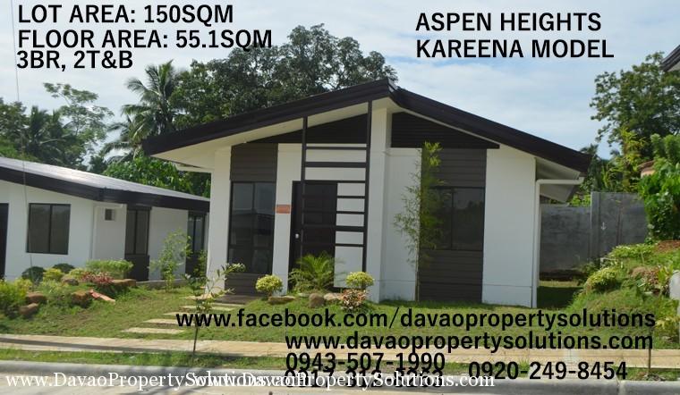 Aspen Heights Davao City- Kareena Model