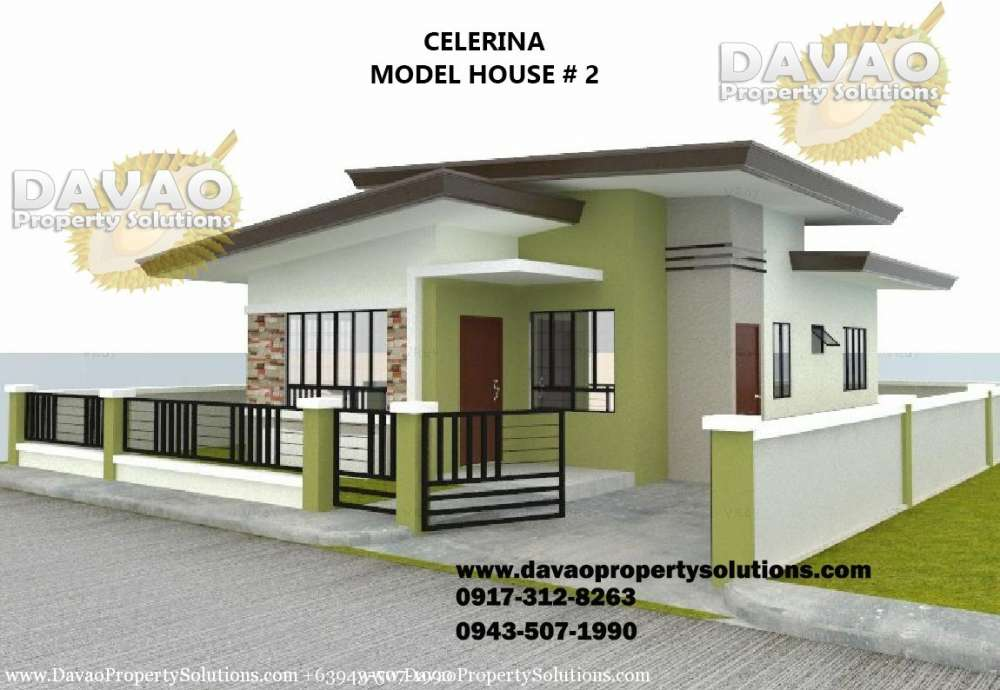 Celerina Heights Subdivision - Model #1