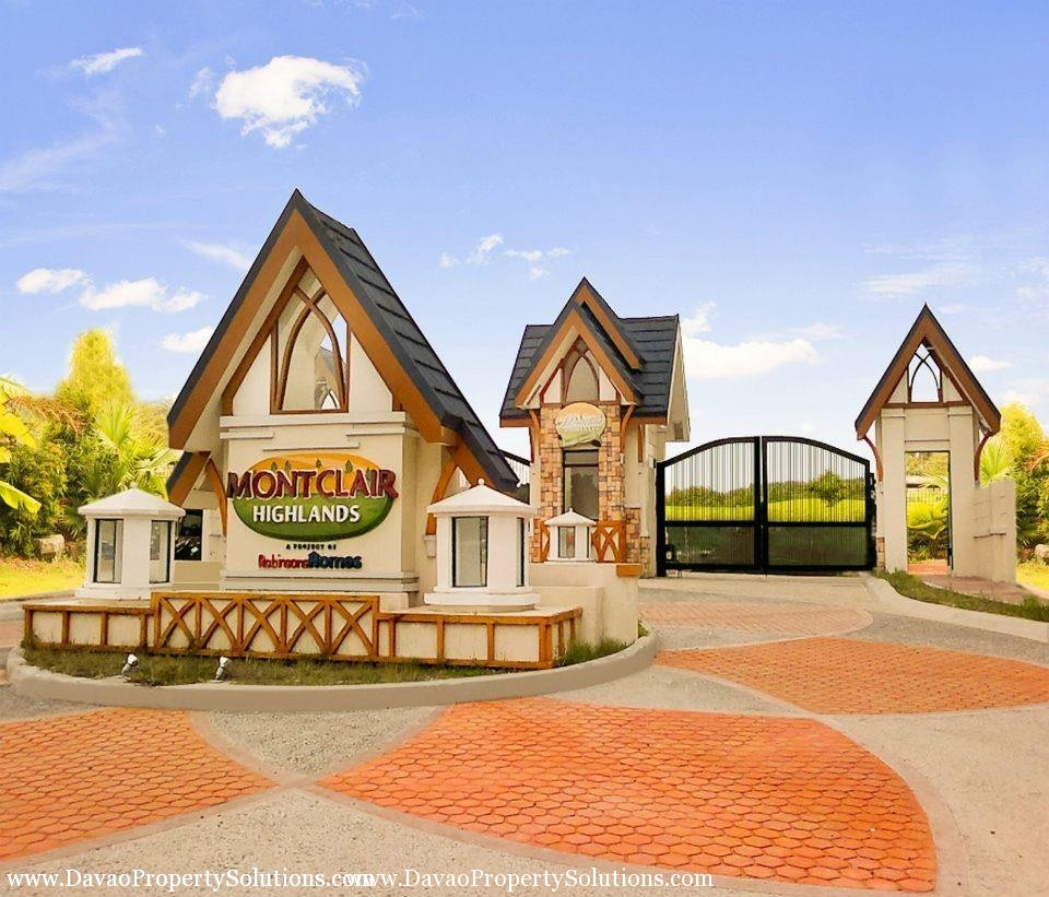 Montclair Highlands Robinsons Homes
