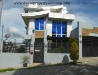 For Rent Fully Furnished 4 Bedroom House in Orchid Hills near Airport Davao City