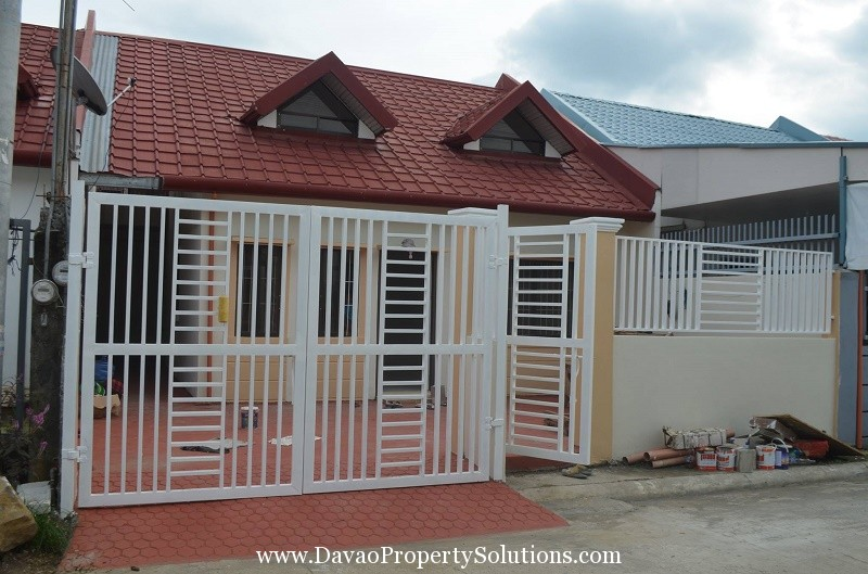 Three Bedrooms House for Rent in Deca Homes Mintal Davao City