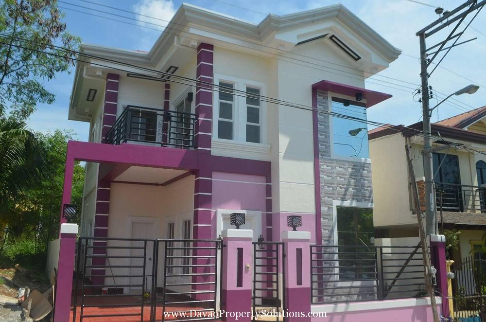 House and Lot for Sale in Davao City