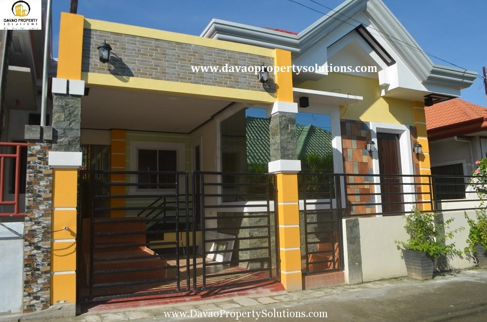 3BR House and Lot for Sale in Davao City