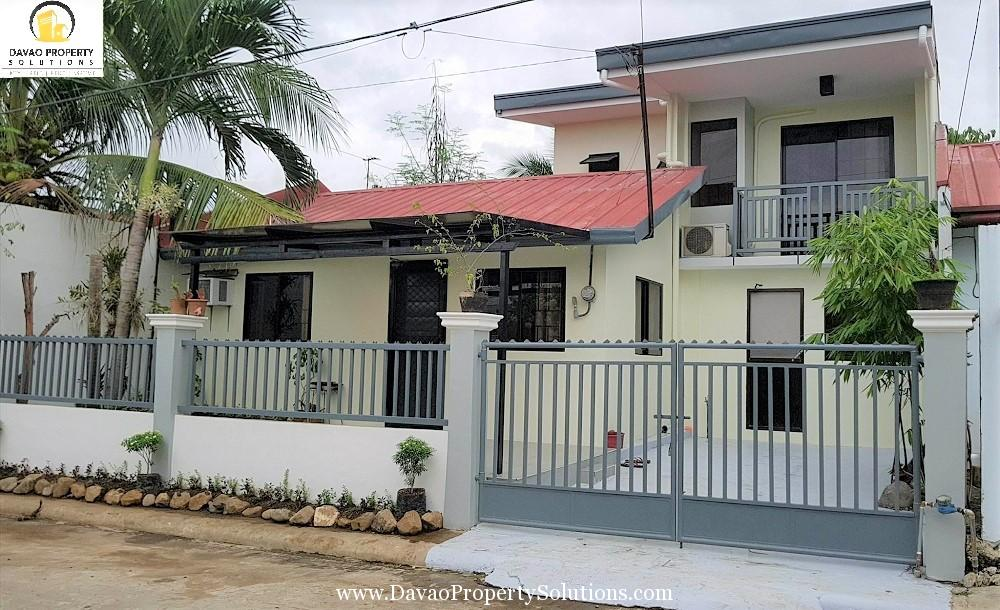 3BR 2Storey House and Lot for sale in Davao City
