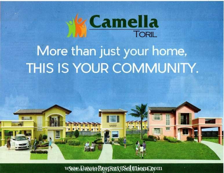 Camella Davao South | Toril Davao City
