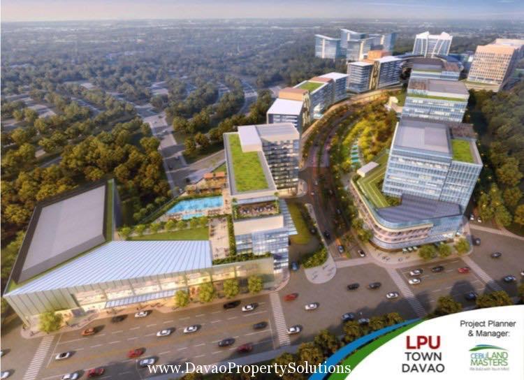 LPU TOWN DAVAO CITY