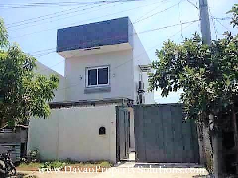 Commercial House and Lot for Sale in Downtown of Davao City