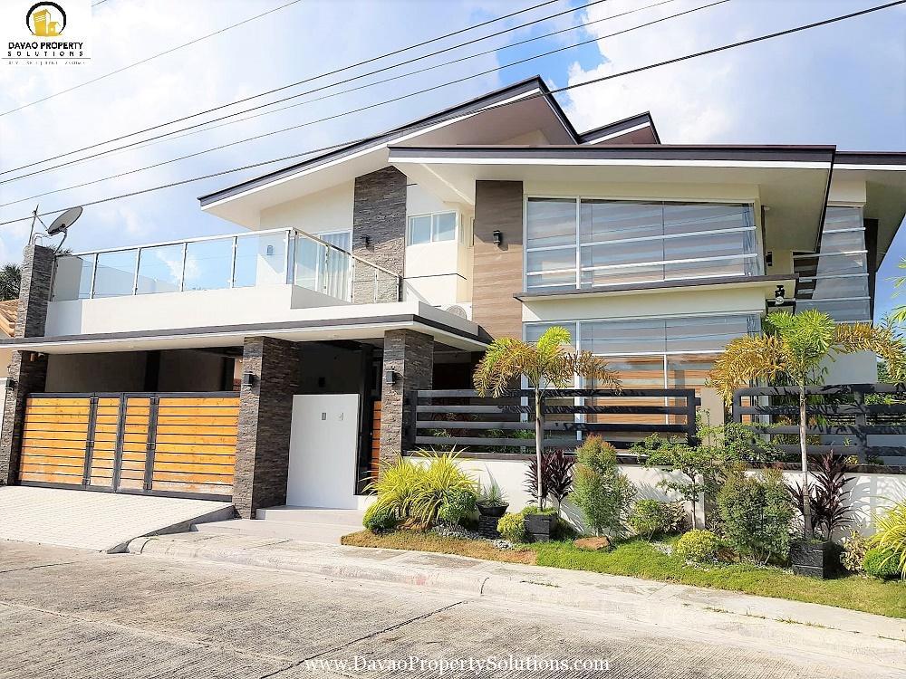 6Bedroom House for Sale in La Vista Monte Matina Diversion Road Davao City