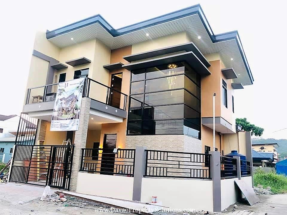 Ready for Occupancy 2-storey House for Sale in Downtown of Davao City