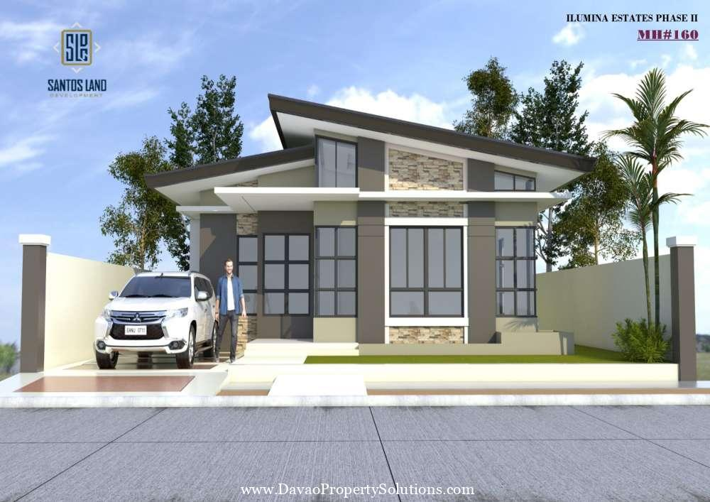 Ilumina Estates Phase2 Davao City - Model House 160