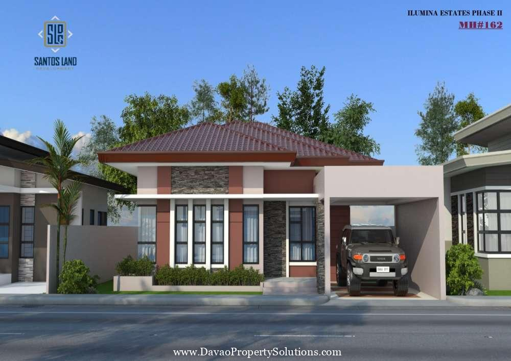 Ilumina Estates Phase2 Davao Bungalow Model House 162