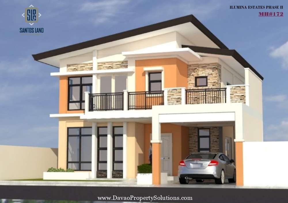 Ilumina Estates Phase2 Davao 2-Storey Model House 172