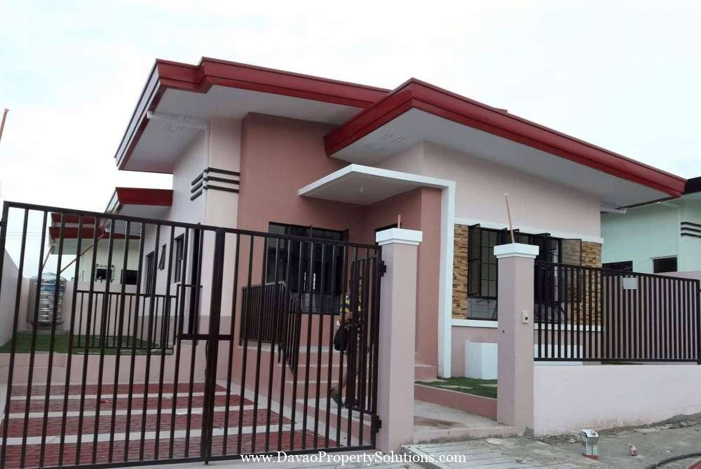 Ilumina Estates Phase2 Davao City - Bungalow Model House 136