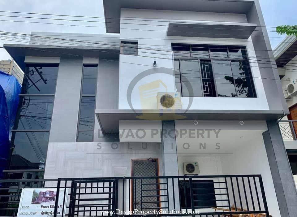 4 bedroom 2storey House for Sale in Ma-a Davao City