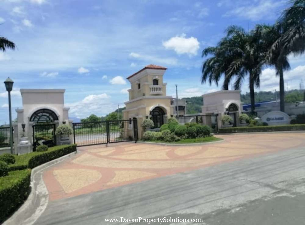 186sqm Lot for Sale in Le Jardin Maa Davao City