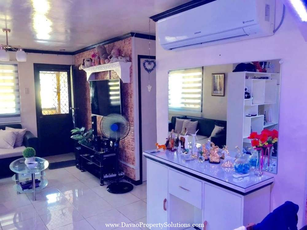 2 Bedroom Fully Furnished house for Sale at Cabantian Buhangin Davao City