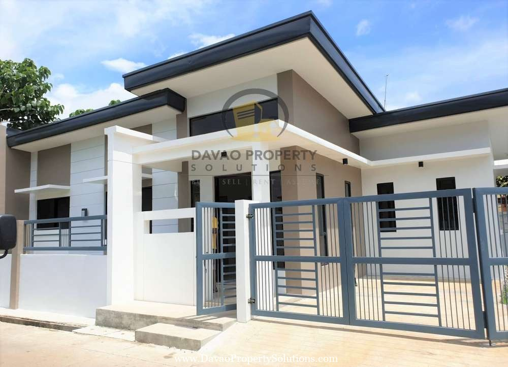 Angelica Model House La Eldaria Subdivision Panabo City