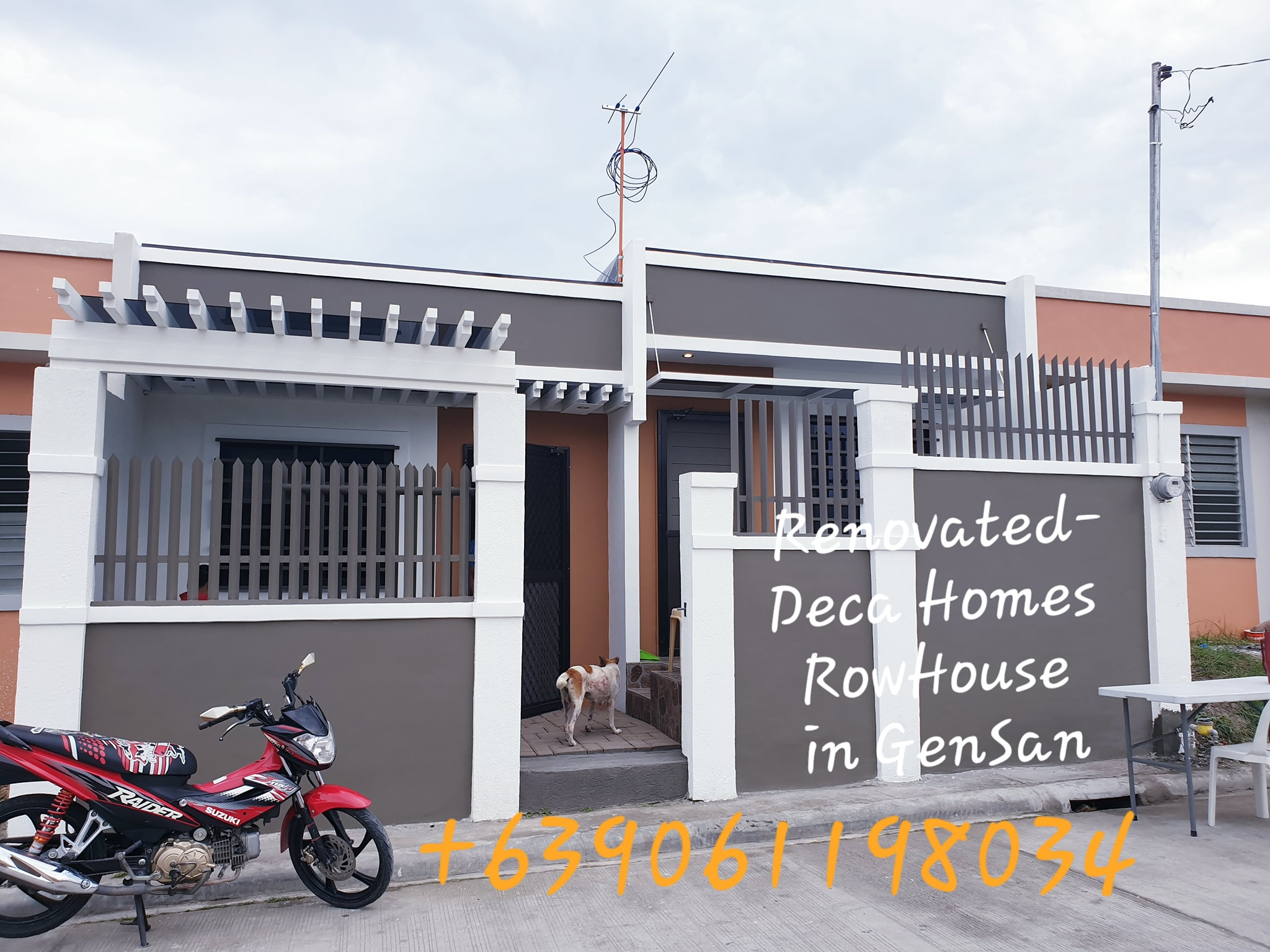 Look! How beautiful a renovated tandem unit in Deca Homes Ge...