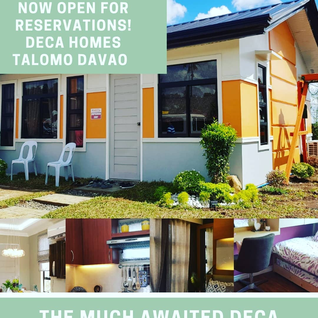 Rent to Own Deca Homes Talomo Davao City