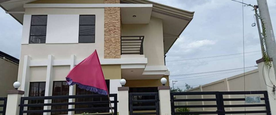 Ready To Occupy House for Sale in Orchid Hills near Airport Davao City in Davao City