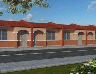 Corazon Rowhouse Model House La Eldaria Subdivision Panabo City