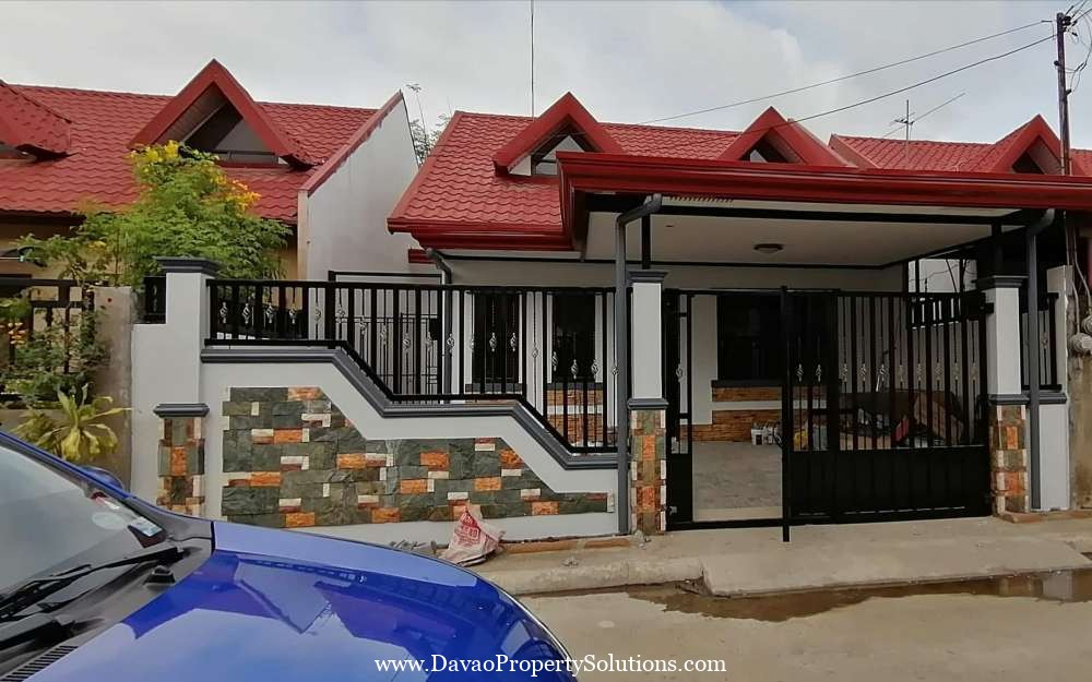 3 Bedroom 2-storey House for sale in Downtown of Davao City