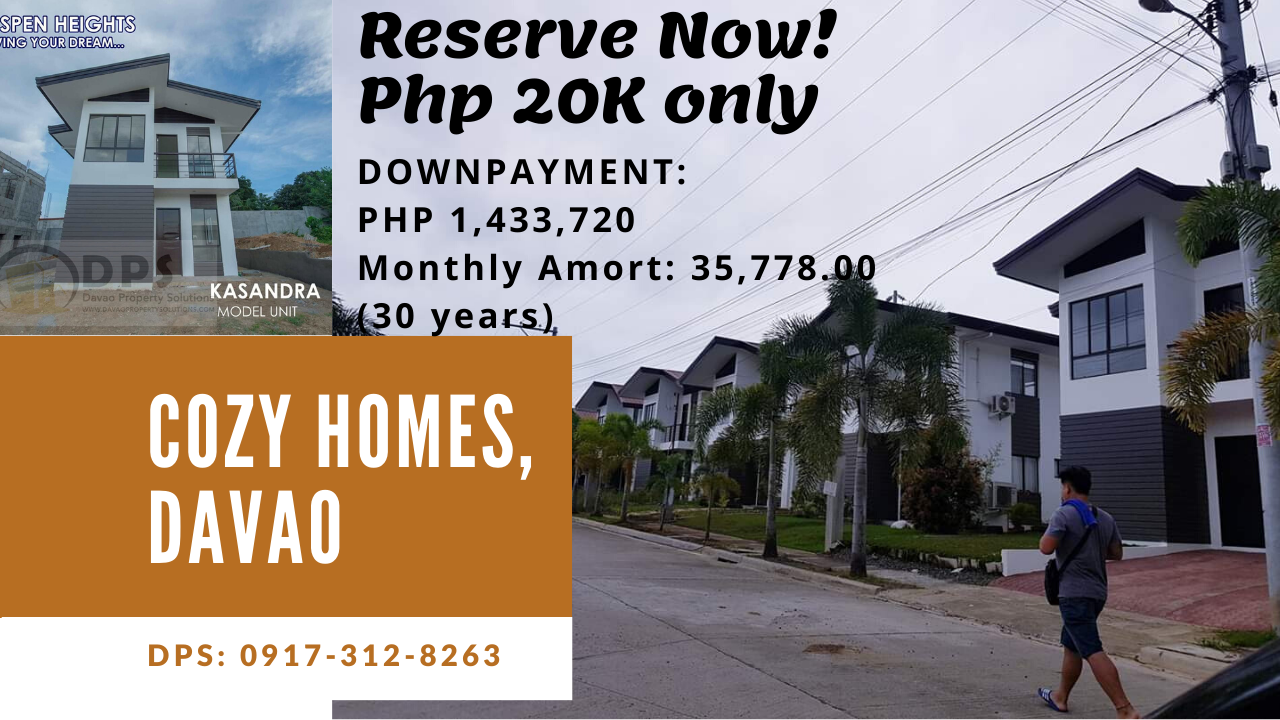 Housing Loan thru Pag-Ibig or  Bank  #AspenHeightsDavao #Ka...