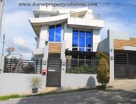Fully Furnished 4 Bedroom, 3 Storey House for Sale in Orchid Hills Subd near Davao International Airport