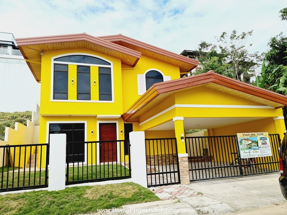 Villa De Mercedes, Catigan Toril, Davao City