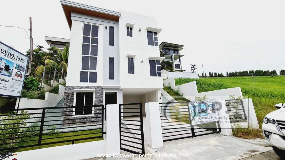 3 Bedrooms Ready to Occupy Beautified House for Sale in Buhangin Davao City