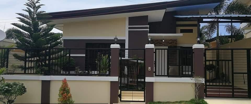 Three Bedrooms House for RENT in Ilumina Estates Buhangin Davao City in Davao City
