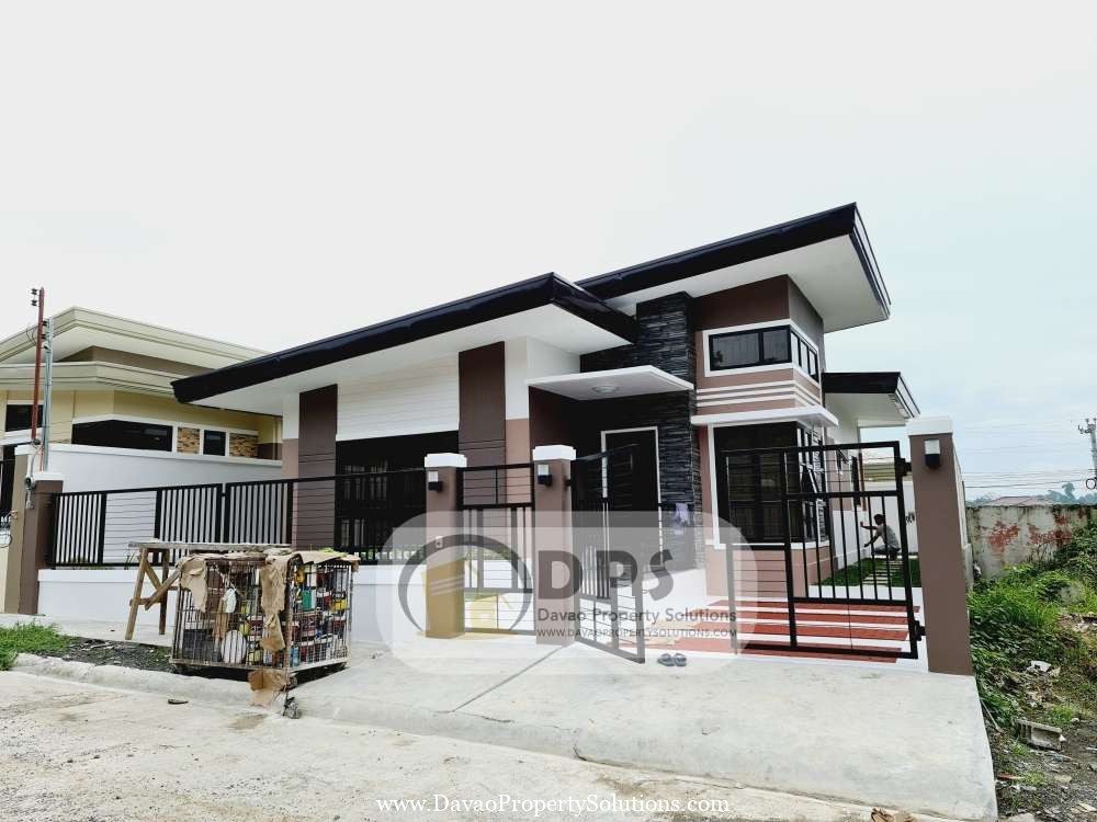 Ready to Occupy House for Sale in Exclusive Subdivision at Ilumina Estates Communal Buhangin Davao City