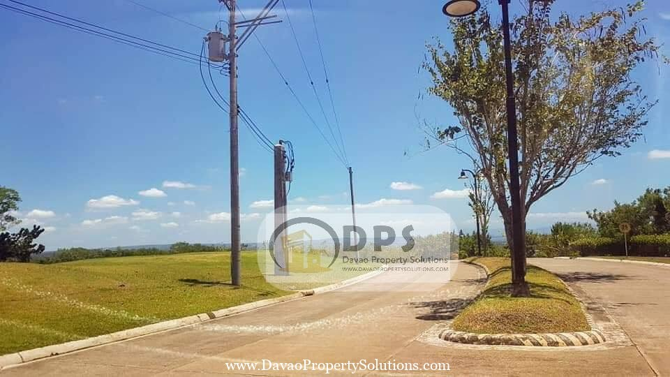 Villa de Mercedez Lot Toril Davao City for sale with Overlooking view to city and samal | 250sqm
