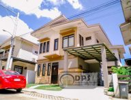 Fully Furnished 144sqm 2-Storey 4BR/4CR House + Lot in High-End Gated Subdivision for Assume