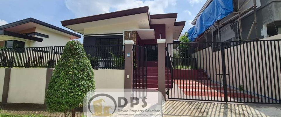 House and lot for Assume in Celerina heights Cabantian Buhangin Davao City, Near Davao International Airport in Davao City
