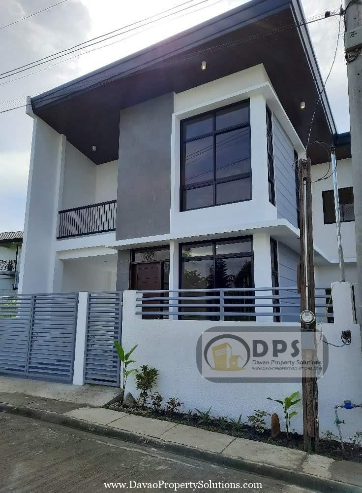 Fully Furnished, Brand New Big House for Sale in Davao