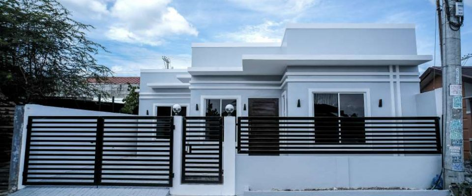 Modern Minimalist House and Lot for Sale in Deca Homes Indangan Davao City in Davao City
