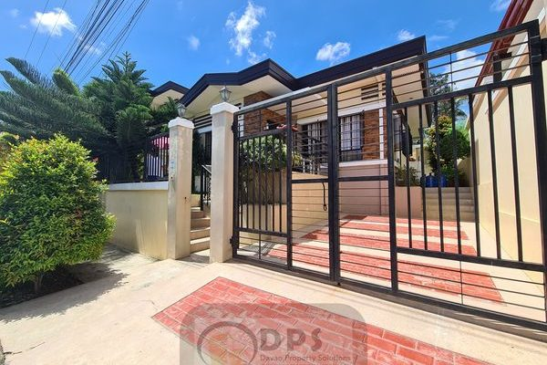 For Sale 3Bedroom House in Ilumina Estates Communal Buhangin Davao City. in Davao City