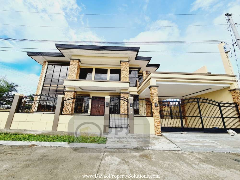 House for Sale in Ilumina Estates Communal Buhangin Davao City